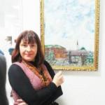 Выставка художественных работ Юлии Куклиной и Александра Ванзина — «Вдохновение»